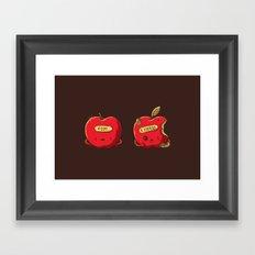 Marketing power (2014) Framed Art Print