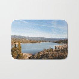 Bass Lake, California Bath Mat