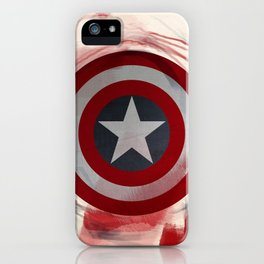 American Abstraction iPhone Case