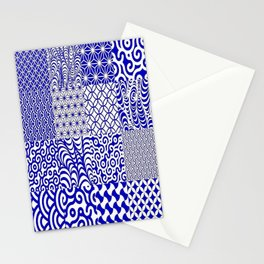 Blue way... Stationery Cards
