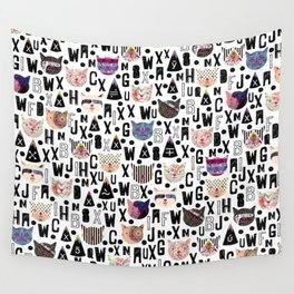 C.C. iv vi Wall Tapestry