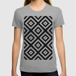 Tribal B&W T-shirt