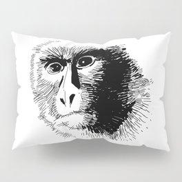 The Monkey! Pillow Sham