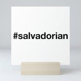 EL SALVADOR Mini Art Print