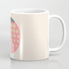 strawberry || retro dusty Coffee Mug