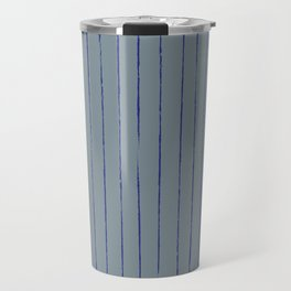 William Johnson: Stripe Travel Mug