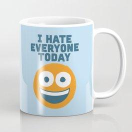 Loathe Is the Answer Coffee Mug