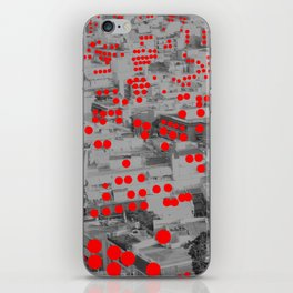 they. iPhone Skin