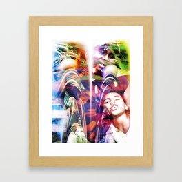 """""""Me & Camille"""" Framed Art Print"""