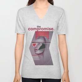 The Compromise Unisex V-Neck