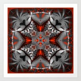 Mandala #11 Art Print