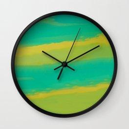 Pacify Wall Clock