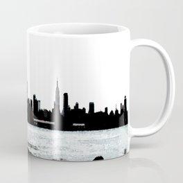 NYC Skyline View Coffee Mug