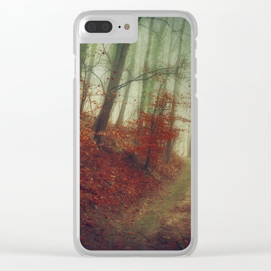 Songlines Clear iPhone Case