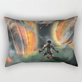 Fallen Sky Rectangular Pillow