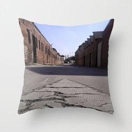 Maestria st. Throw Pillow