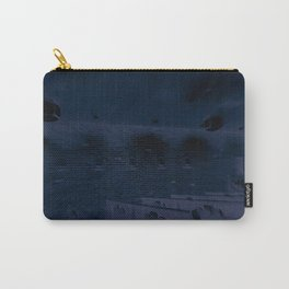 Distored Carry-All Pouch