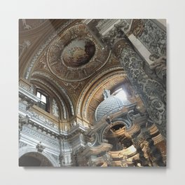 I Gesuiti, Jesuit Church in Venice Metal Print