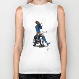 Shiva Biker Tank