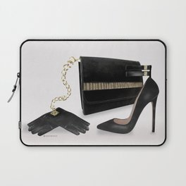 Classic Style. Laptop Sleeve