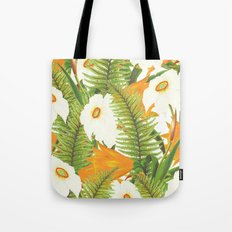 Summer Narcissus Tote Bag