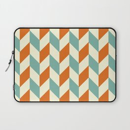 Alternating Chevron Pattern Laptop Sleeve