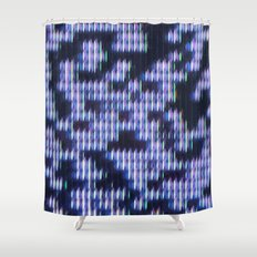Painted Attenuation 1.3.3 Shower Curtain