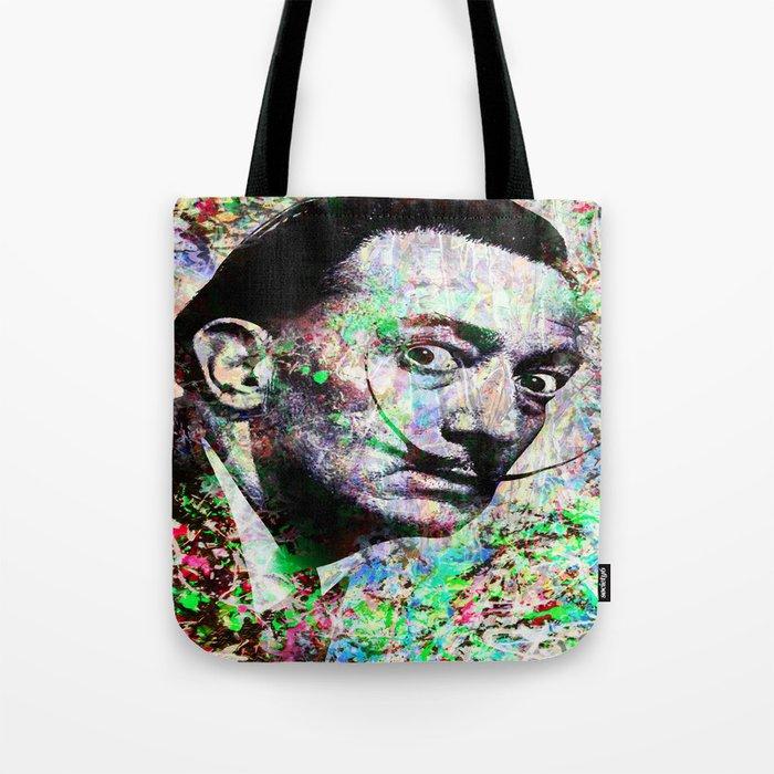 SALVADOR DALI Tote Bag