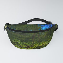 Luscious Leaves of Green Fanny Pack