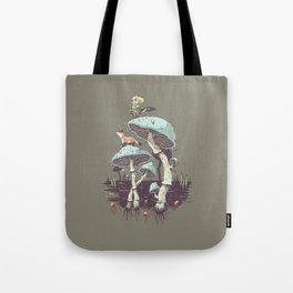 Elven Ranger Tote Bag