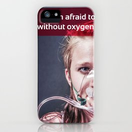 Oxygen 03 iPhone Case