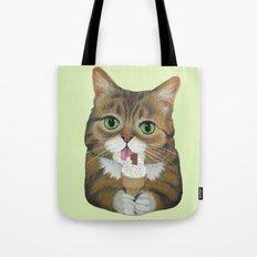 Lil Bub - famous cat Tote Bag