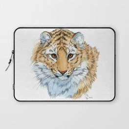 Young Sweet Tiger Laptop Sleeve