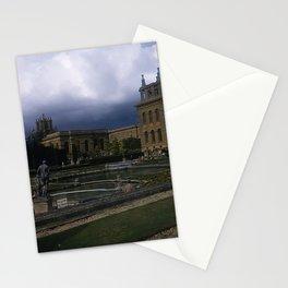 Blenheim Palace * 1950's * Vintage England Photo * Kodachrome * Color * Travel Photography Stationery Cards