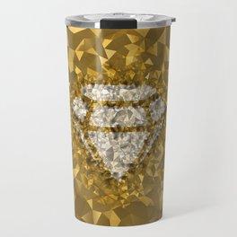 POLYNOID Diamond / Gold Edition Travel Mug