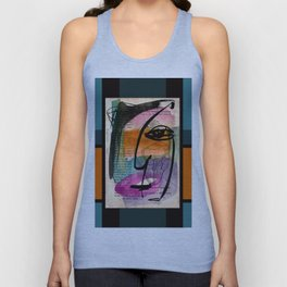I See 23 by Kathy Morton Stanion Unisex Tank Top