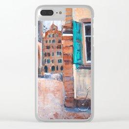 Heidelberg Altstadt Clear iPhone Case