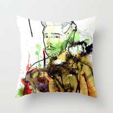 Life without freedom Throw Pillow