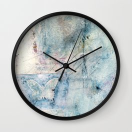 Only A Memory No. 9 by Kathy Morton StanionA Wall Clock