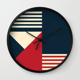 Mariner Wall Clock