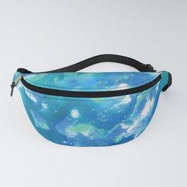 Aquatic Sky Fanny Pack