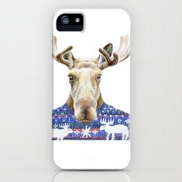 Malik  iPhone Case