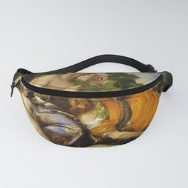 "Veronese (Paolo Caliari) ""Venus and Adonis"" Fanny Pack"