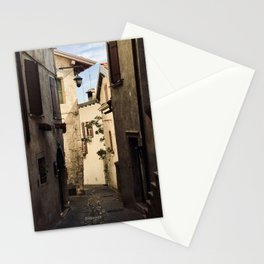 Italian Streets Photography Stationery Cards