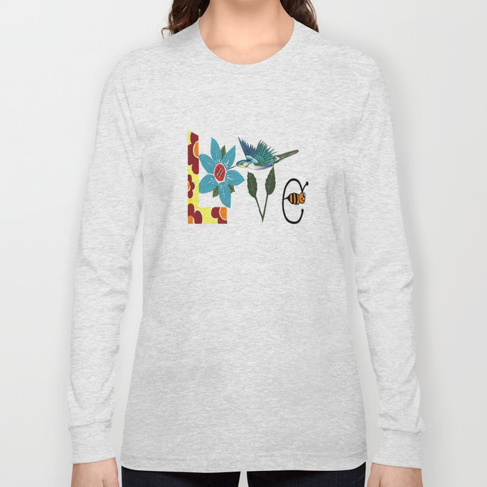 L Is For Love Long Sleeve T-shirt