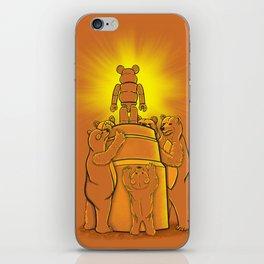 Lord of the Bears iPhone Skin