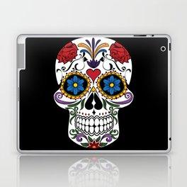Colorful Sugar Skull Laptop & iPad Skin