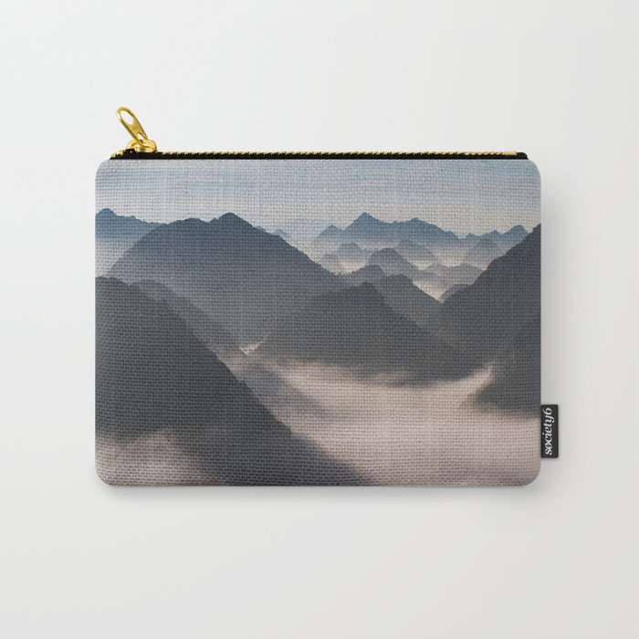 Mountain Valley #society6 Carry-All Pouch