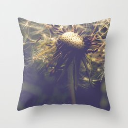 Missed Opportunities Throw Pillow