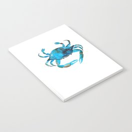 Blue Crab Notebook